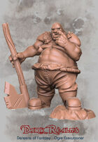 Denizens of Fantasy - Ogre Executioner