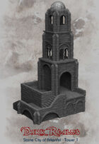 Stone City of Arkenfel - Tower 1