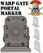 Warp Gate Portal Door Marker