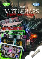 Battlemaps Digital Maps Package - Volume 1