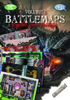 Battlemaps Digital Maps Package - Volume 1