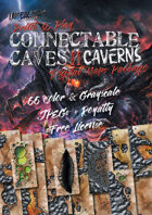 Connectable Caves II - CAVERNS Digital Maps Package