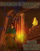 Swords & Shaman of Sonnegard - PLAYERS BOOK BETA