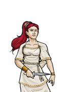 Human Classical Sorceress