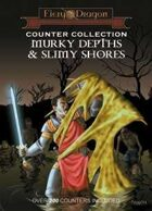 Counter Collection: Murky Depths and Slimy Shores