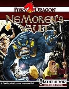 Cover of Nemoren's Vault