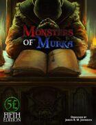 Monsters of Murka (Demo PDF - Free for Kickstarter Backers)