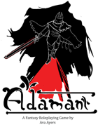 Adamant; Fantasy Roleplaying Game