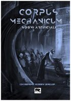 Corpus Mechanicum - Il Risveglio degli Avalon