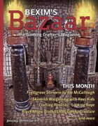 Bexim's Bazaar Gaming Magazine Issue #01