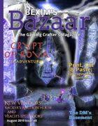 Bexim's Bazaar Gaming Magazine Issue #08