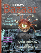 Bexim's Bazaar Issue #9