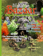 Bexim's Bazaar Gaming Magazine Issue #13