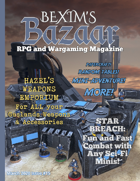 Bexim's Bazaar Gaming Magazine Issue #15