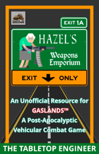 Hazel's Weapons Emporium