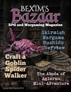 Bexim's Bazaar Gaming Magazine Issue #18