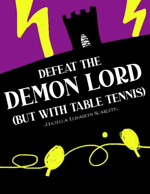 Defeat the Demon Lord (But with Table Tennis)