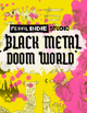 Feral Indie Studio Art Pack - Black Metal Doom World