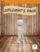 5E Equipment Cards: Diplomat's Pack