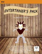 5E Equipment Cards: Entertainer's Pack