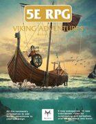 5E RPG: Viking Adventures