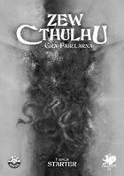 Zew Cthulhu 7ed. - Starter