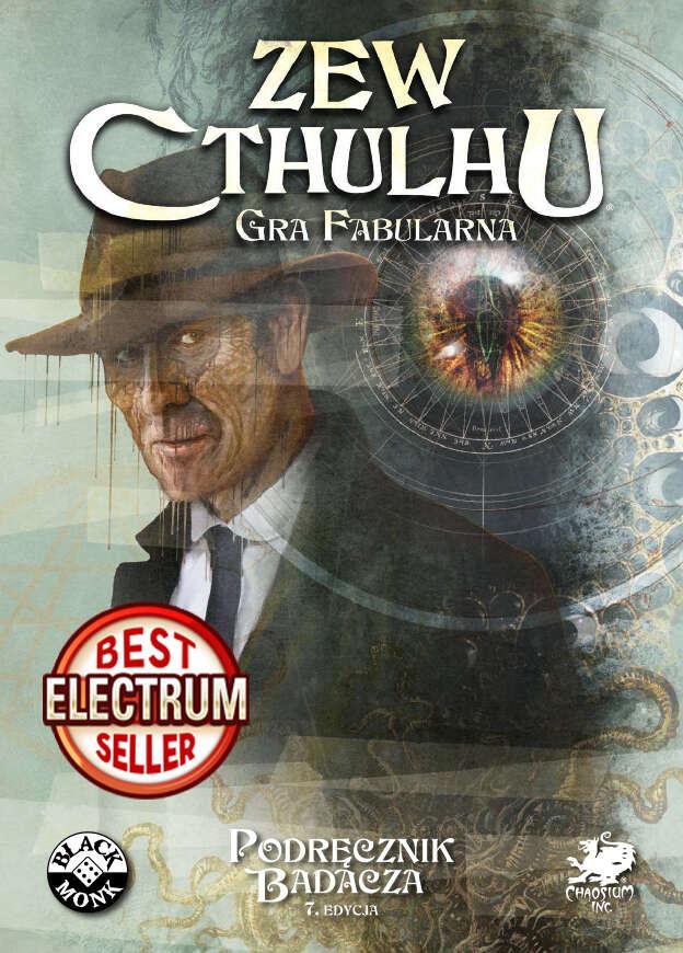 podręcznik zew cthulhu
