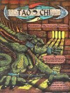 Tao Chi (Fantasy Martial Arts RPG)