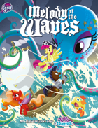 My Little Pony: Tails of Equestria - Melody of the Waves