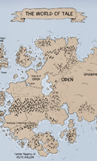Tale - World Map