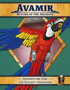 Avamir: The Wizard's Wardrobe