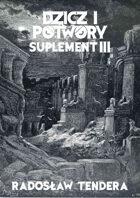 Dzicz i Potwory Suplement III