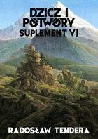 Dzicz i Potwory Suplement VI