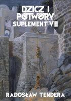 Dzicz i Potwory Suplement VII
