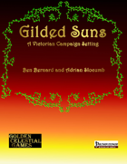 Gilded Suns: A Victorian Campaign Setting Preview