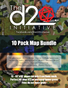 VTT Fantasy Map Bundle 1