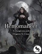 Hemomancer - D&D 5e Homebrew Class