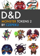 DnD Monster Tokens 2