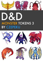DnD Monster Tokens 3