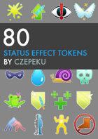 80+ Status Effect Icons