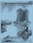 Cobolds of Carlisle's Keep