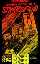 Terror of the Stratosfiend #1.5