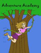 Adventure Academy Part 1: Wild Jungle Adventure