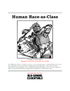 Human Race-as-Class
