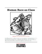 Human Race-as-Class