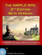 The Simple RPG 2nd Edition BETA