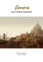 Genera Low-Fantasy Quickstart