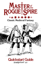 Master of the Rogue Spire Quickstart Guide