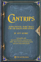 Cantrips: OSR Magic Supplement