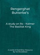 Ro-Kalmer  King of the Basilisks